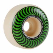 Roues Spitfire: F4 99 Classic Green (52mm)