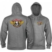 Sweatshirt Powell Peralta: Winged Ripper Gun Heather