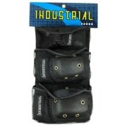 Pack de Protecteurs Industrial: Pad Set 3 in 1 Black