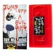 Wax Toy Machine: Wax Jump off a building