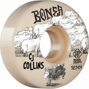 Roues Bones: Collins Black Sheep V3 STF 99A (52mm)