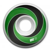 Roues Universal: Spiral 101A Green (60mm)