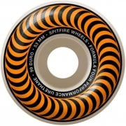 Roues Spitfire: F4 99 Classic Orange (53mm)